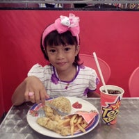 Photo taken at Texas Fried Chicken by Fitri W. on 7/19/2013
