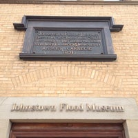 Photo taken at Johnstown Flood Museum by Clifton S. on 5/30/2013