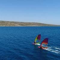 Photo taken at Alaçatı Surf Paradise Club by Alaçatı Surf Paradise Club on 6/12/2018