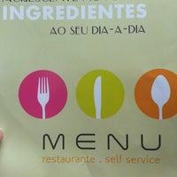 Foto tirada no(a) Menu Restaurante por Roberta B. em 9/24/2013