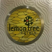 Photo taken at Lemon Tree Hotel, Chennai by Dmr on 5/13/2016