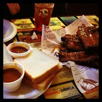 Photo taken at Dreamland BBQ by Ana P. on 3/23/2013