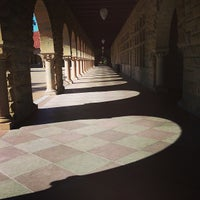 Photo taken at The Quad by Yue T. on 2/10/2013