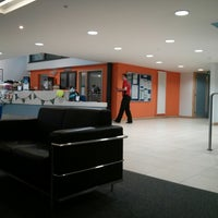 Photo taken at Edge Hill Sport by Michael N. on 3/1/2013
