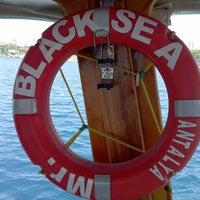Photo taken at Mr. Black Sea by ümit T. on 7/23/2013