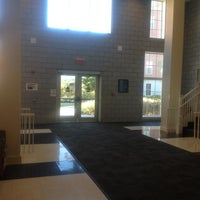 Photo taken at Rooker Hall by Ricky B. on 10/5/2012