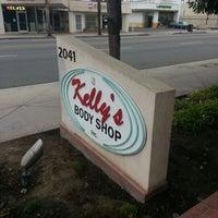 Photo taken at Kelly's Body Shop by Ben M. on 11/21/2012