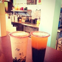 Photo taken at Sencha Tea Bar by Nancy A. on 3/9/2013