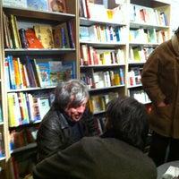 Photo taken at The Italian Bookshop by JoLo on 3/21/2013