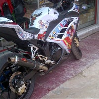 Photo taken at Anjany Racing by Opung on 12/1/2012