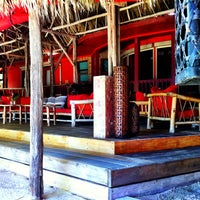 Photo taken at Rojo Beach Bar by Gerry B. on 8/18/2013
