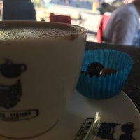 4/30/2018 tarihinde Birgül K.ziyaretçi tarafından Coffee Station'de çekilen fotoğraf