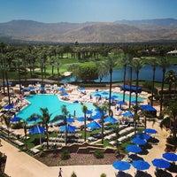 Photo taken at JW Marriott Desert Springs Resort & Spa by Santino S. on 5/17/2013