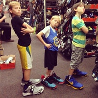 Photo taken at Nordstrom Rack Grand Plaza by Santino S. on 11/24/2013