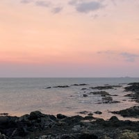 Photo taken at Skerries Harbour by Kristy M. on 1/27/2018