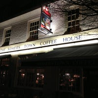 Photo taken at Somers Town Coffee House by Victoria D. on 3/23/2013