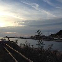 Photo taken at Ponte Giorgini by Katia S. on 11/14/2013