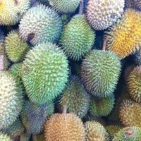 Photo taken at Durian Stall by argee on 11/24/2012