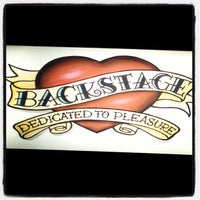 Photo taken at Backstage Bar & Grill by Ashley W. on 3/23/2013