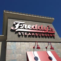 Photo taken at Freddy's Frozen Custard & Steakburgers by Michael E. on 3/11/2013