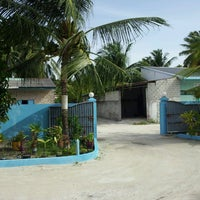 Photo taken at Kulhudhuffushi Police Station by Mohamed D. on 6/15/2013