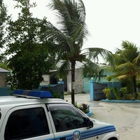 Photo taken at Kulhudhuffushi Police Station by Mohamed D. on 6/22/2013
