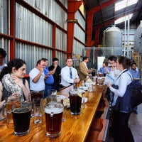 Photo taken at Southern Pacific Brewing by Stephen F. on 9/14/2012