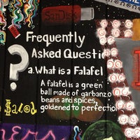 Photo taken at Falafel's Drive-In by Stephen F. on 11/6/2012