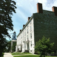 Photo taken at Old Chapel at Middlebury College by Stephen F. on 6/30/2015