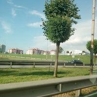 Photo taken at Alaatinbey Kavşağı by Seda Y. on 7/26/2018