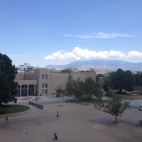 Photo taken at University of New Mexico by Oscar H. on 7/26/2013