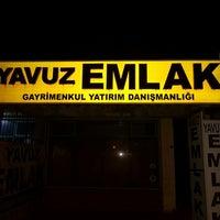 Photo taken at Yavuz Emlak by Can S. on 7/4/2016