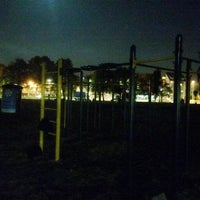 Photo taken at Park Pomorzański by Salyar A. on 10/24/2015