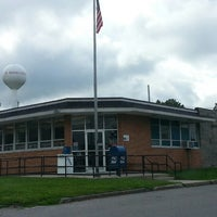 Photo taken at Adams Center Post Office by Patty R. on 8/28/2014