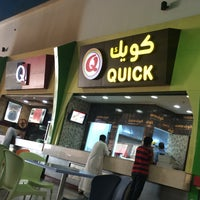 Photo taken at Quick resturant by abdulaziz A. on 8/21/2015