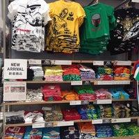 Photo taken at ユニクロ フォレオ大阪ドームシティ店 by Endo Y. on 5/7/2014
