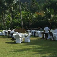 Photo taken at Koh Yao Island Resort by Hugues R. on 4/29/2017