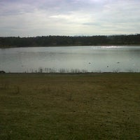 Photo taken at Lago de Guadalupe by Naye L. on 3/5/2013