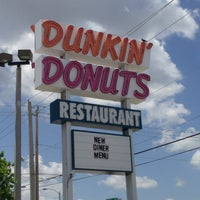 Photo taken at Dunkin' Donuts by Dan J. on 7/23/2013