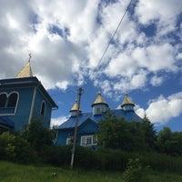 Photo taken at михайловская церковь by Tasha_voy on 6/14/2014