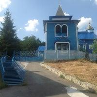 Photo taken at михайловская церковь by Tasha_voy on 7/13/2013