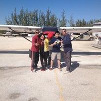 Photo taken at Sky Dive Key West by Serena W. on 3/7/2013