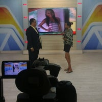 Photo taken at TV Arapuan by Iramirton M. on 6/26/2013