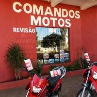 Photo taken at Comandos Motos by elizeu a. on 9/12/2013