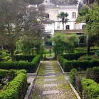 Photo taken at Hacienda La Cienega by Anna G. on 5/3/2014