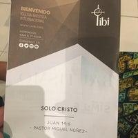 Photo taken at Iglesia Bautista Internacional by Janna Q. on 2/5/2017