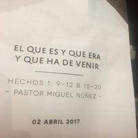 Photo taken at Iglesia Bautista Internacional by Janna Q. on 4/2/2017