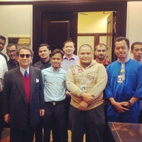 Photo taken at Court Of Appeal,Putrajaya by nOhafiZZ S. on 6/13/2014