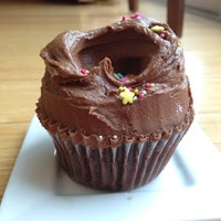 Photo taken at Buttercup Bake Shop by Restaurant Fairy on 3/31/2013