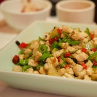 Photo taken at Hunan Kitchen Of Grand Sichuan by Restaurant Fairy on 12/6/2014